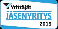 Sissos Myymälä Oy on Suomen Yrittäjien jäsenyritys