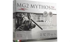 B&P MG2 Mythos Magnum 40HV Ni #2 3,5mm - Kaliiperi 12/70 lyijy - 8057018390120 - 1