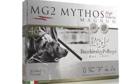 B&P MG2 Mythos Magnum 46HV Ni #2 3,5mm - Kaliiperi 12/76 lyijy - 8057018390250 - 1