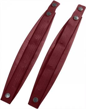 Olkahihnan pehmikkeet Kånkenille - Ox Red - Shoulder pads - 7323450314910 - 1