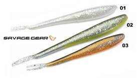 Savage Gear Monster Slug jigi 25cm/50g 1kpl - Jigit ja jigipäät - 5706301480710 - 1