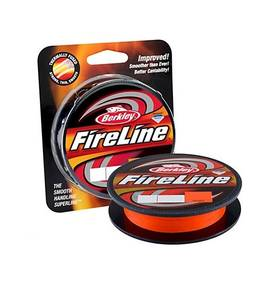 Fireline Orange kuitusiima 110m 0,15mm - Monikuitu - 028632654941 - 1