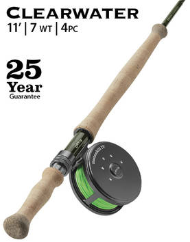 Orvis Clearwater Switch 11' #7 - Switch-vavat - 143S5151 - 1
