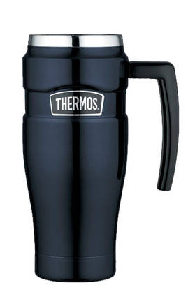 Thermos Stainless King -muki 470ml - Retkiruokailu - 5010576409621 - 1