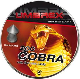 Umarex Cobra 5,5mm - 5,5 mm luodit - 4000844511331 - 1