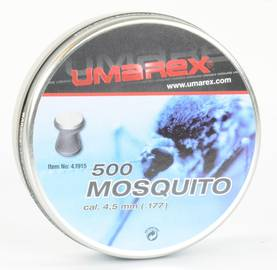 Umarex Mosquito 4.5mm - 4,5 mm luodit - 4000844462701 - 1