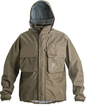 Vision Kura Jacket Light Brown kahluutakki - Kahluutakit ja perholiivit - 6417512824361 - 1