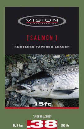 Vision Salmon 15ft - Kartioperukkeet - 6417512301022 - 1