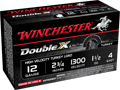 Winchester Double X 12/70 43g #4/3,3mm - Kaliiperi 12/70 lyijy - 020892016842