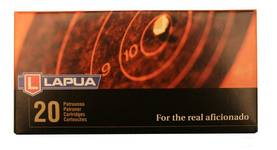 Lapua .222 Rem 3,6g Soft Point E369 20/ras - Kaliiperi .222 - 6418267101523 - 1