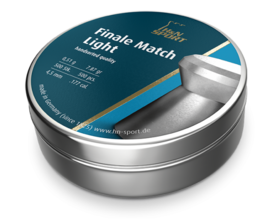H&N Finale Match Light 4,49 mm 0,51g - 4,5 mm luodit - 4047058019253 - 1
