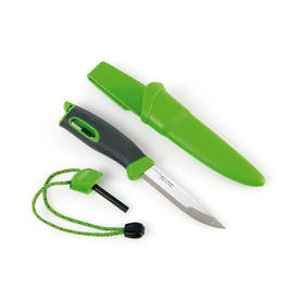 Light My Fire FireKnife green - Puukot, kumikahva - 7331423005734 - 1