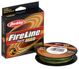 Fireline Tracer Braid 110m - Monikuitu - 028632658185