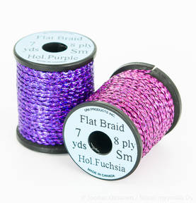 Flat Braid small runkokierre - Langat, kierteet - 802353008425 - 1