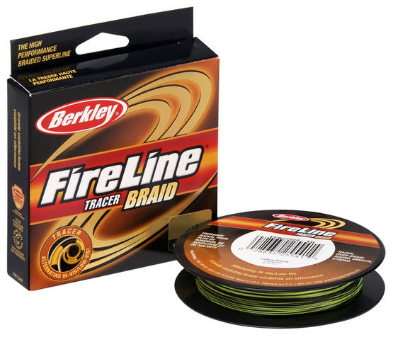 Fireline Tracer Braid 110m - Monikuitu - 028632658185 - 1