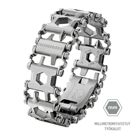 Leatherman Tread Metric Stainless - Leatherman - 037447649936 - 1