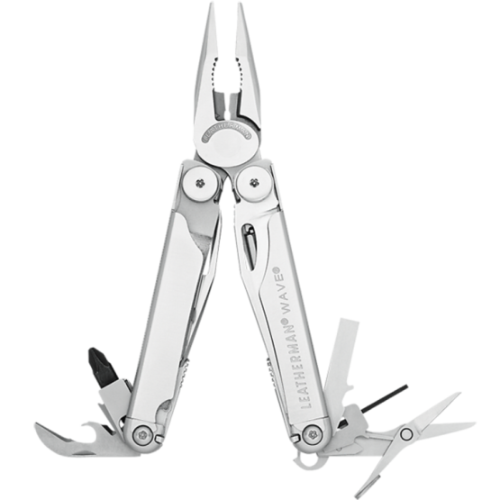 Leatherman Wave Nylonkotelolla - Leatherman - 037447170386 - 1