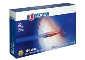 Lapua .308 Win Lock Base 9,72g - Kaliiperi .308 - 6418267101677 - 2