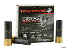 Win SuperX Drylok 12/76 35g 3,6mm 25ptr - Kaliiperi 12 lyijytön - 020892007727 - 2