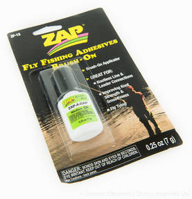 Zap Fly Fishing Glue Brush-On - Muut sidontarvikkeet - 087093008137 - 1