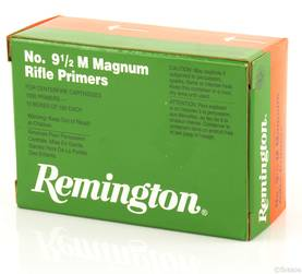Remington nalli Magnum Rifle 100kpl - Nallit - 047700095608 - 1