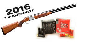 Browning B525 New Game One 12/76 -paketti -  - 634957358275_pkt - 1